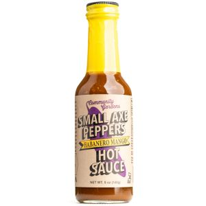 Small Axe Peppers – Habanero Mango Hot Sauce