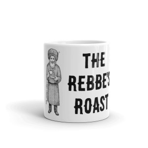 The Rebbe's Roast Mug
