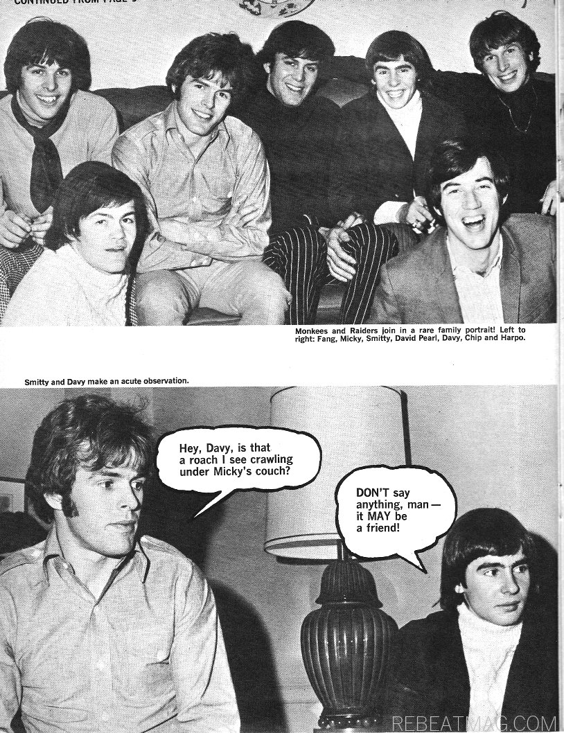 RAVER: '60s Crossovers Pt  1 | REBEAT Magazine