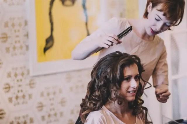Bridal hair styling in Didsbury. Make up and hair by www.rebeccaanderton.co.uk