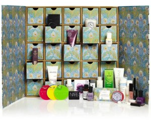 2014 Beauty Advent Calendar Roundup - Wedding Inspiration from Rebecca Loves Weddings