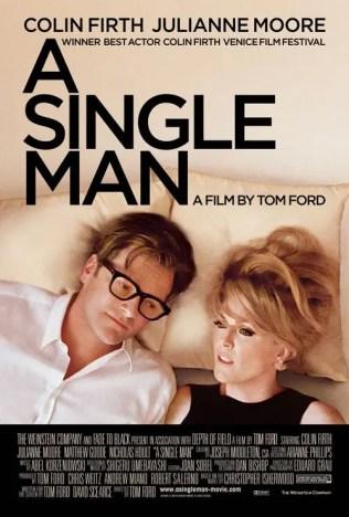 Sixties Wedding Style File - A Single Man poster from Rebecca Loves Weddings www.rebeccaanderton.co.uk