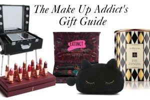 The Make Up Addict's Gift Guide, you're one stop shop for the perfect gift for the beauty junkie in your life.