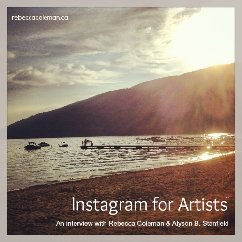 Instagram for artists