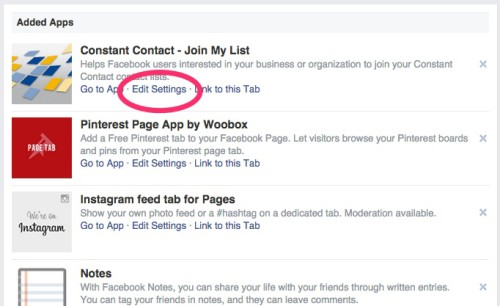 How to add custom icons to your facebook pages apps rebeccacoleman custom fb app icon step 2 ccuart Choice Image