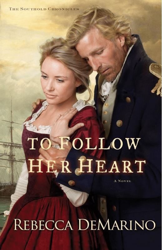To Follow Her Hearty by Rebecca DeMarino