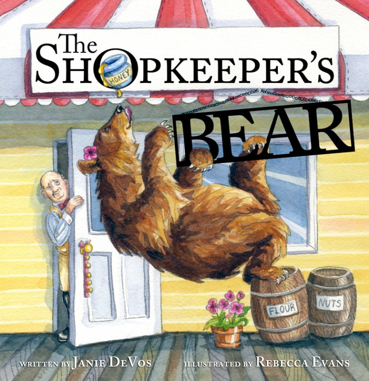 The Shopkeepers Bear