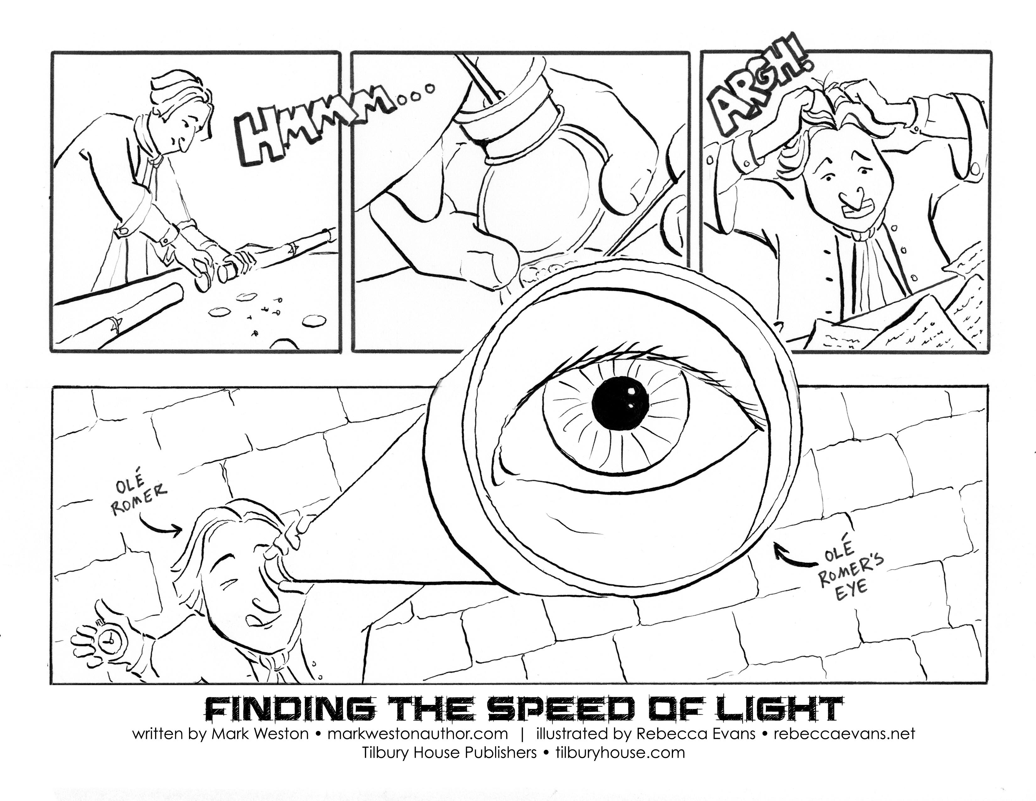 Finding The Speed Of Light Resources