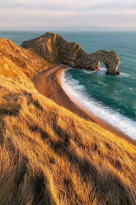 Coastal View, Dorset, England