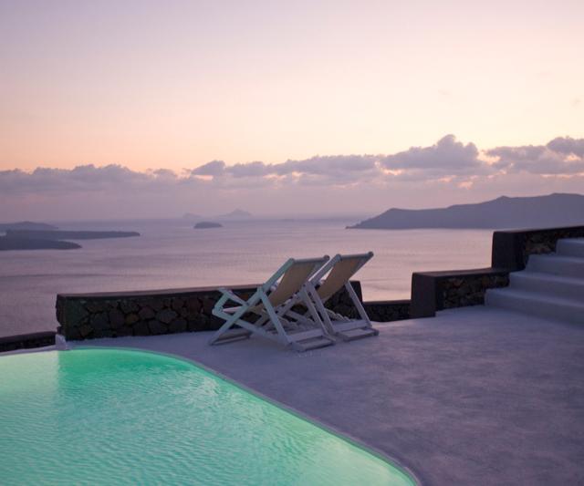 Aenaon Villas, Santorini