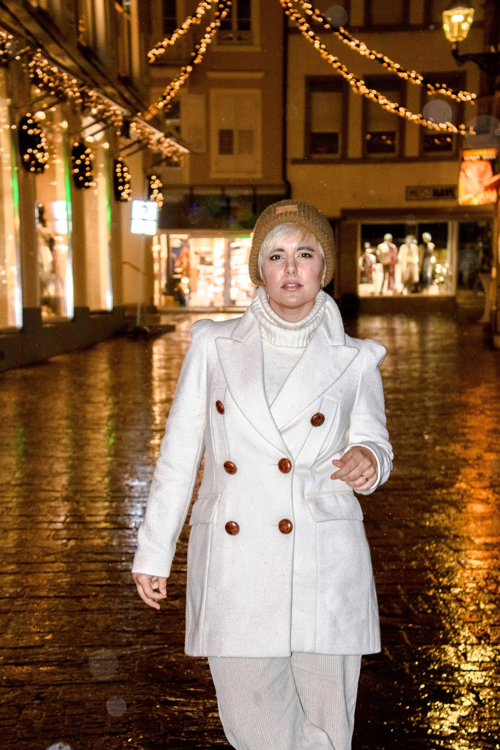 vWinter White Style Challenge @RebeccaInEurope