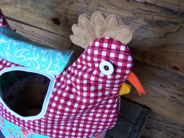 Chicken Hatch Door