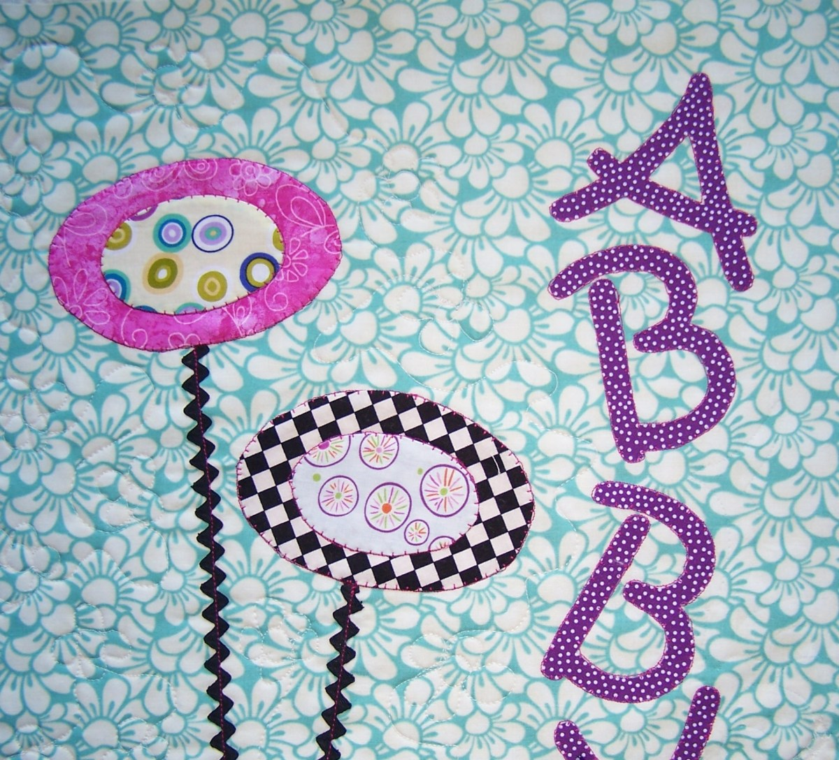 Dear (Alphabet) Abby... WIP Wednesday