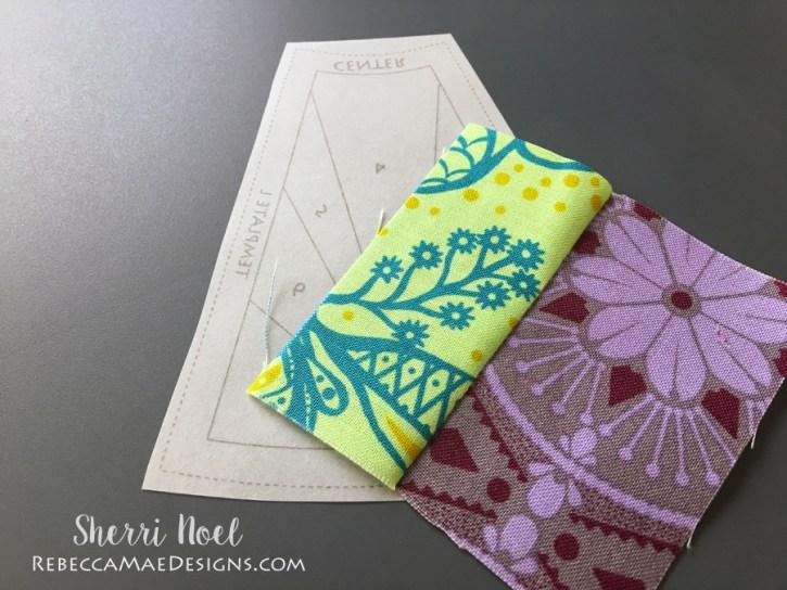 Cabin Fever BOM Foundation Paper Piecing