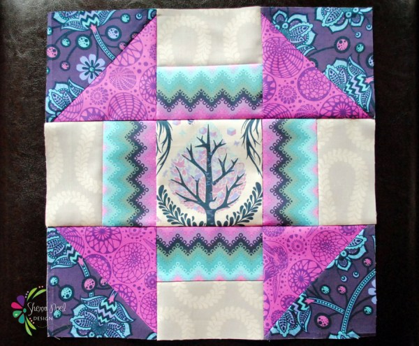 block of the month in tula pink quilt a long