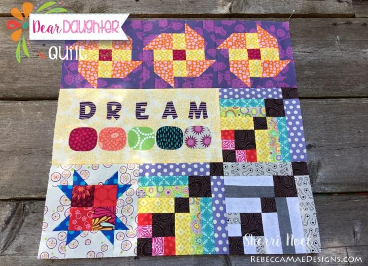 dear daughter quilt pattern chapter 10
