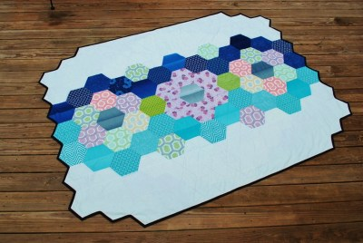 modern gypsy quilt pattern in simply style by v and co.