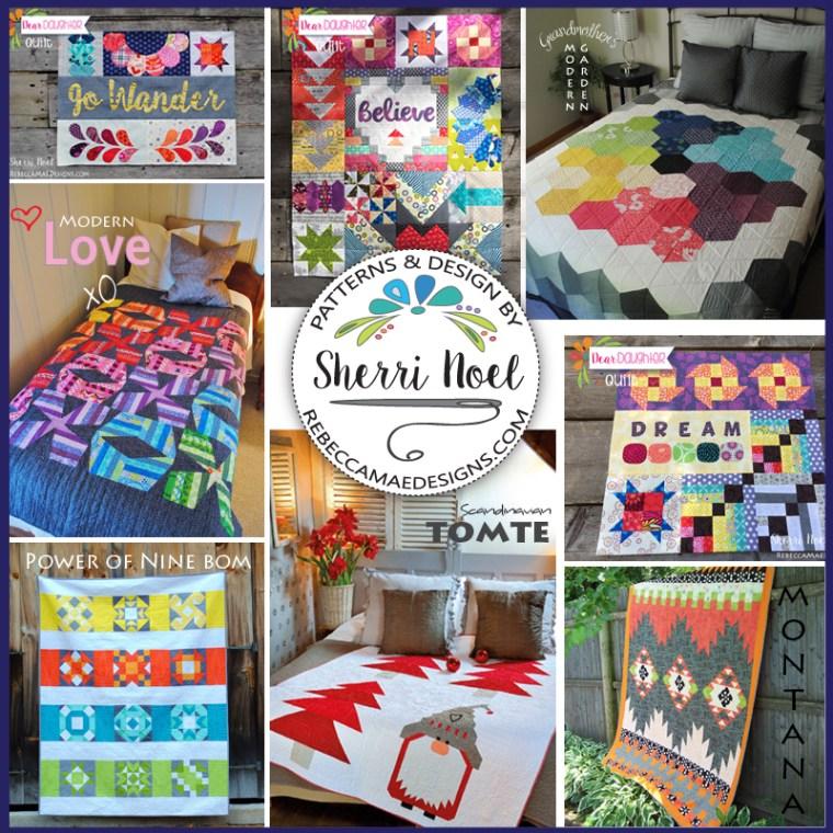 rebecca mae designs quilt patterns