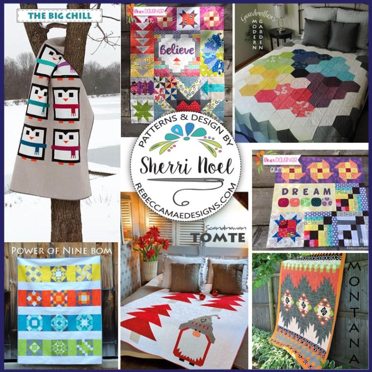 Sherri Noel, Rebecca Mae Designs