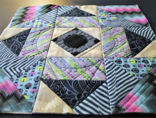 quilt block of the month pattern