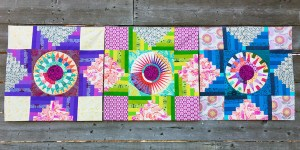 Cabin Fever Block of the Month Quilt