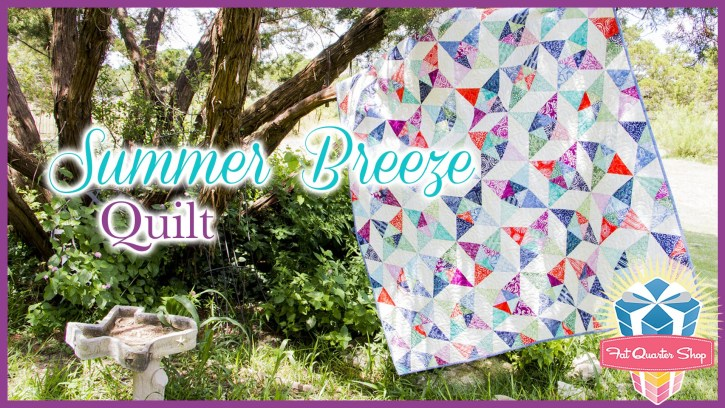 summer breeze quilt