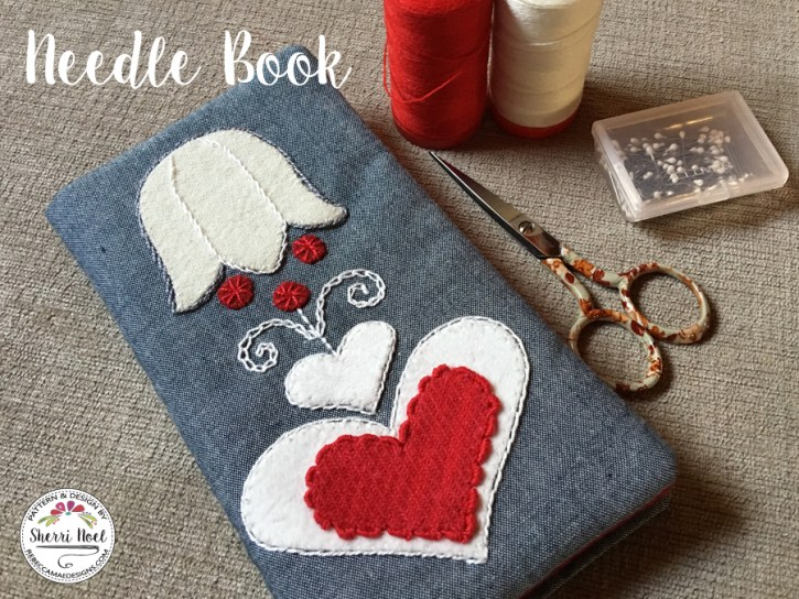 Needle Book Pattern