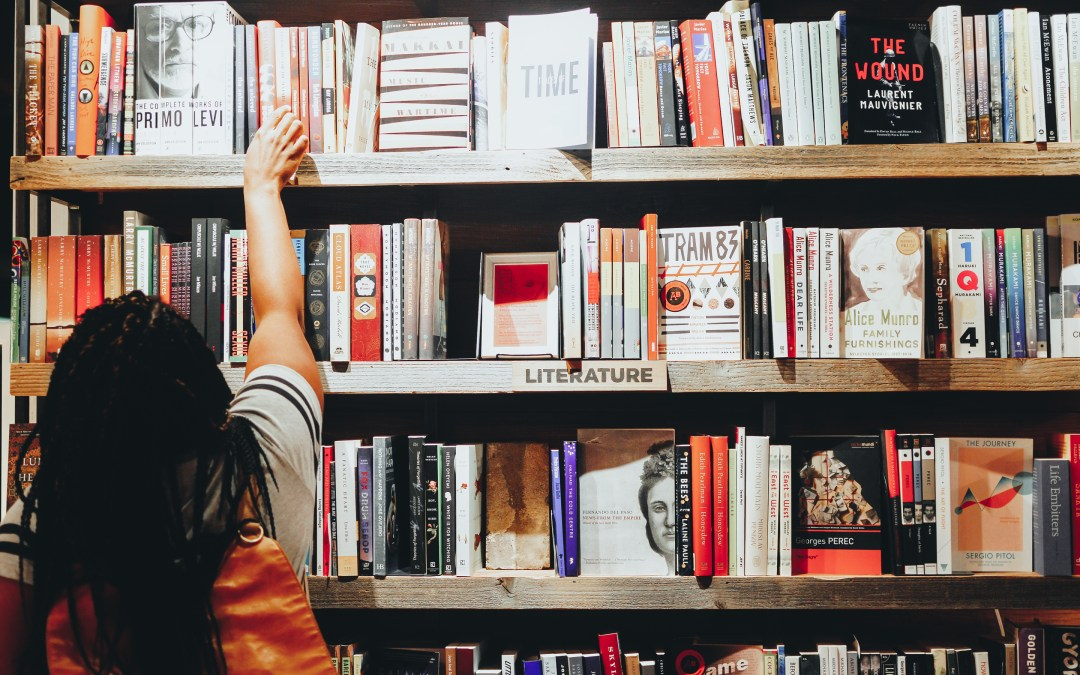 12 Books To Help You Live In Your Light