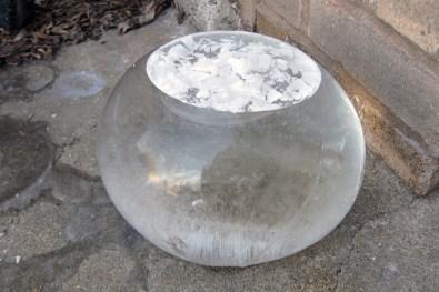 Ice Outside