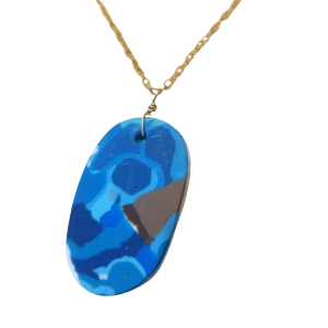 Oval Necklace #3