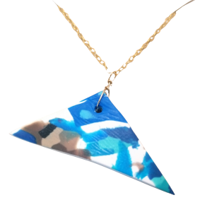 Triangle Necklace #3