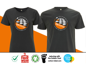 38 Degrees Fundraising T-shirt