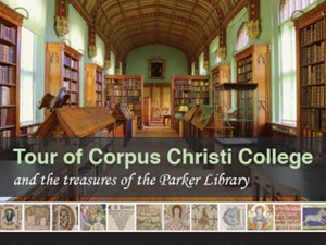 Parker Library, Corpus Christi College