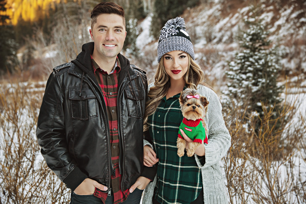 Christmas Family Pictures 2014