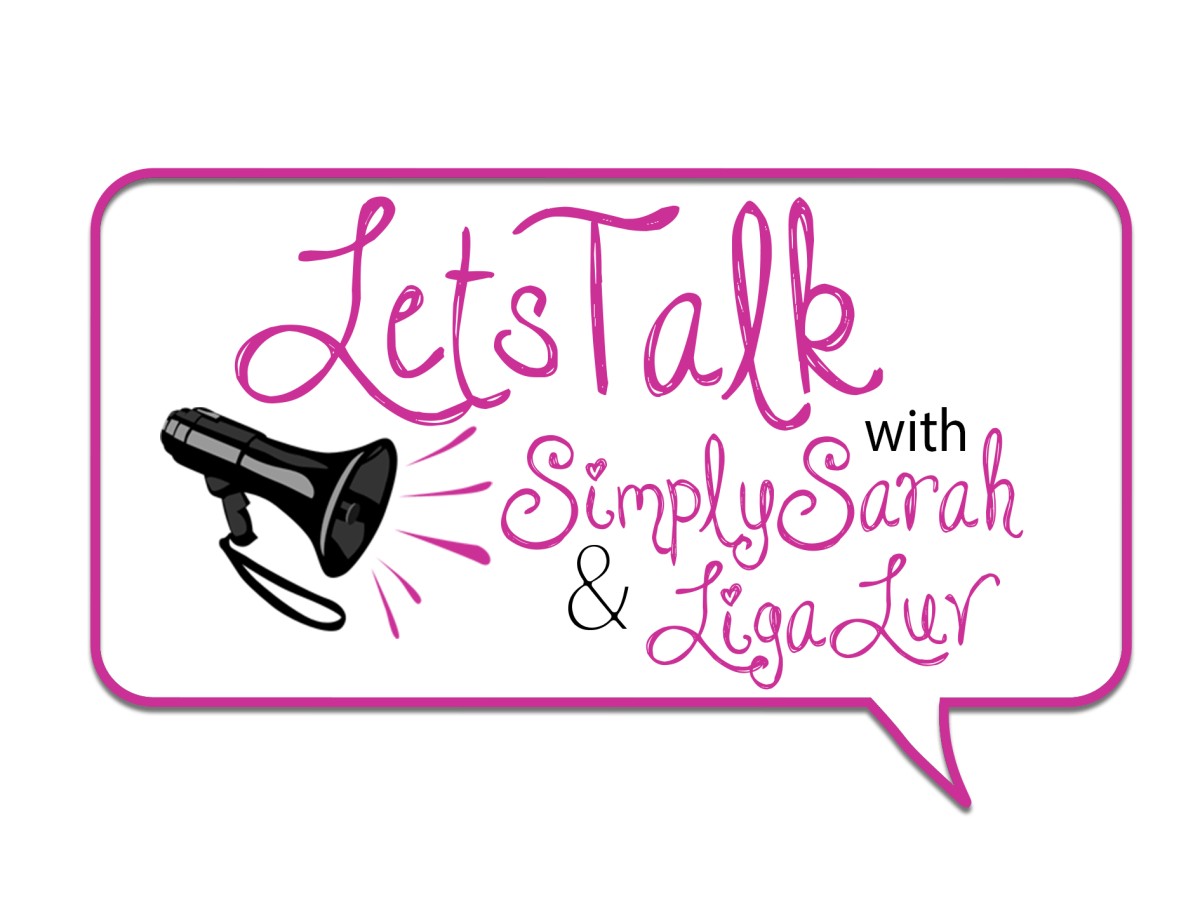 Let's Talk with Simply Sarah and Liga Luv: 50 Hour Rebellion Edition