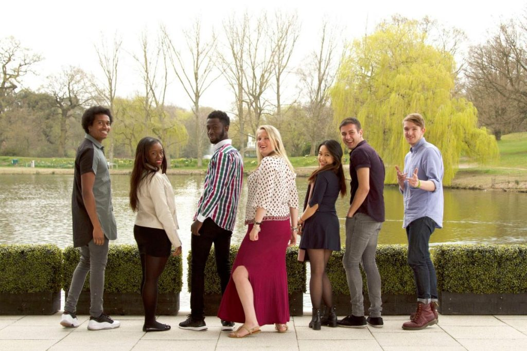 SU Sabbatical Officers 2016/17.