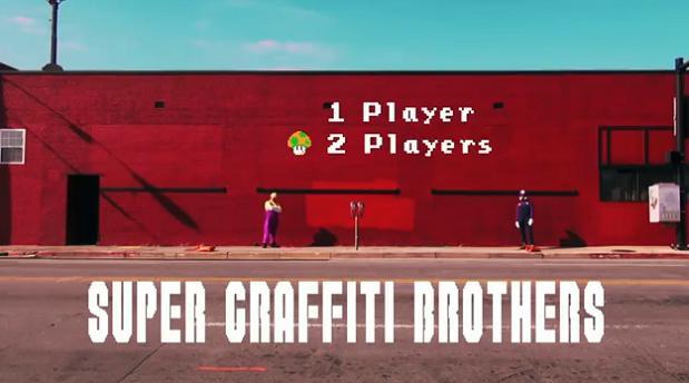 Super Graffiti Brothers