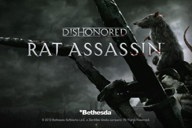 Dishonored Rat Assassin
