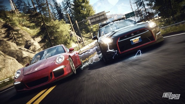 Need for Speed Rivals 4
