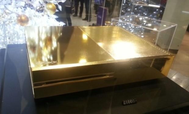Goldene Xbox One