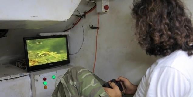DIY Tank ISIS