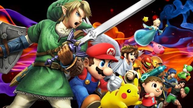 Smash Bros. 3DS