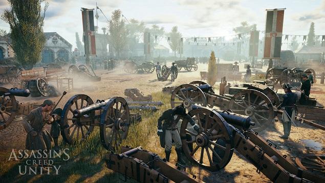Assassin's Creed Unity 6