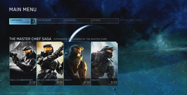 Halo Master Chief Collection 1