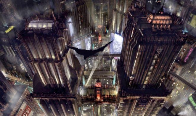 Batman Arkham Knight Test - 2
