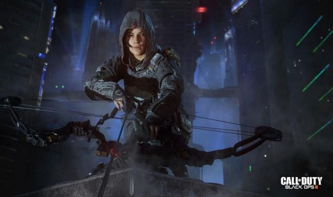 Call of Duty Black Ops 3 Spezialist