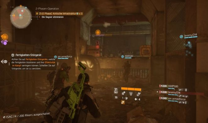 The Division Underground 04