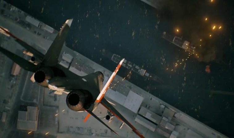 """""""Top Gun"""" kann einpacken – Seht euch hier denn neuesten Trailer zu Ace Combat 7: Skies Unknown an"""