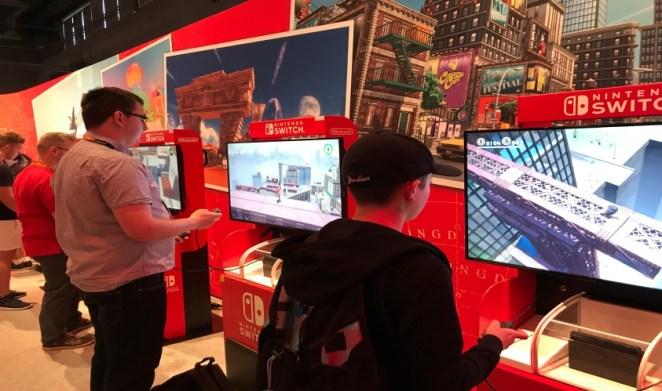 Super Mario Odyssey Gamescom 02
