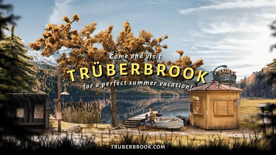 Trüberbrook – Erstes großes Adventure der Bild und Ton Fabrik